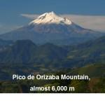 Pico de Orizaba Mountain