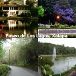 Paseo de los lagos, xalapa