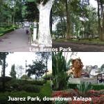 Los berros park, juarez park