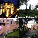 El ágora, Xalapa City