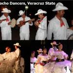 Jarocho Dancers, Veracruz State