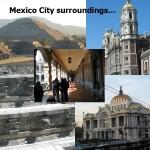 Mexico City Surroundings